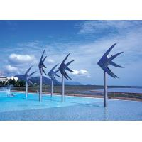 Wholesale Sea Fish Commercial Water Features , Swimming Pool Water Features Stainless Steel from china suppliers