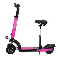 Wholesale Portable Alloy Frame Lithium Battery Electric Scooter , Folding Electric Powered Scooter from china suppliers