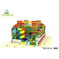 Buy cheap Kindergarden Kids Indoor Playground With Rotary Slide from wholesalers