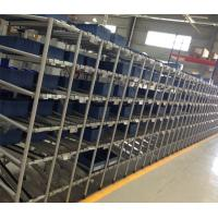 China Storage Rack 6063 - T5 Aluminum Pipe Rack Pipe Joint Argentate ODM OEM on sale