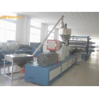 Wholesale Semi Automatic Plastic Sheet Making Machine / 3D Printer Plastic Filament Extruder from china suppliers