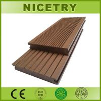 Wholesale 2014 Wood WPC DIY Outdoor Composite Decking Tile Free Sample from china suppliers