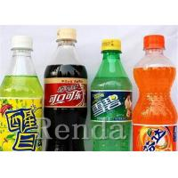 3 In 1 Carbonated Drink Filling Machine / High Speed Soft Drink Filling Machine