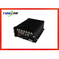 Wholesale 8-36V 4G Wireless HD Vehicle Mobile DVR 4 Channel With SD Card ESATA from china suppliers
