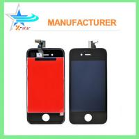 Wholesale For Apple iPhone 4 White Replacement LCD Display with Digitizer Touch Screen from china suppliers