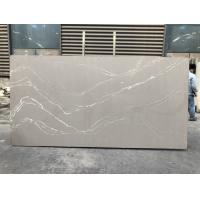 Wholesale Quartz Stone For Countertops Gray Granite Countertops Slab Size 3.2*1.6m / 3.2*1.8m from china suppliers