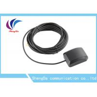 Wholesale Hign Gain Auto GPS Antenna 1575.42MHZ Navigaiton Signal SMA Connector With Booster from china suppliers