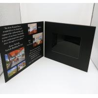 Wholesale 7 Inch Europe Style Lcd Video Card / Laser Cut Wedding Lcd Invitation Card from china suppliers