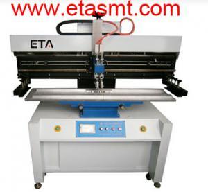 China Semi Automatic PCB Printer / Solder Paste Stencil Printer P400 on sale