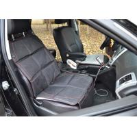 Buy cheap Large Black Child Car Seat Protector Waterproof Car Seat Organizers Non Skid Backing from wholesalers