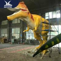 Wholesale Waterproof Dinosaur Park High Quality Equipement Life Size Realistic Dinosaur Models from china suppliers
