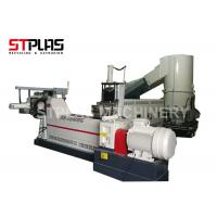 Wholesale BOPP PP PE Film Plastic Recycling Pellet Machine With Compactor Feeder from china suppliers