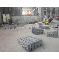 Wholesale Steel Grates Copper Mine / Cement Mill Wear Resistant Castings from china suppliers
