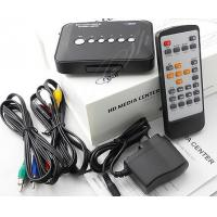 Quality Black ABS + Plastic Cement and 720P HDTV Media Players with Multi Languages for sale
