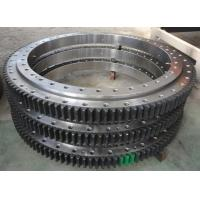 Quality 50Mn, 42CrMo Cheap hot sale High quality Custom excavator slewing bearing for sale
