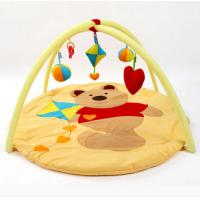 Wholesale Winnie The Pooh Happy Garden Baby Play Gym And  Mat Activity Toy And Floor Soft Foam Toddler Child Melodies Time from china suppliers