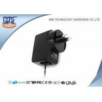 China 6W Australia Type 12v Power Adapter 500ma , RCM VI Switching Power Adapter on sale