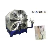 China High Accuracy CNC Spring Machine Single - Axis Servo Motor Control for sale