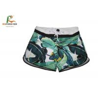 Wholesale Beachwear Plus Size Womens Board Shorts Short Length Microfiber Fabric from china suppliers