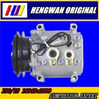 Wholesale 24V MITSUBISHI air conditioning scroll compressor for TRUCK,r134a from china suppliers
