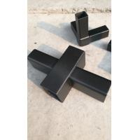 Buy cheap carbon fiber square /rectangle /oblong/quadrate tube  used for building frame With joint from wholesalers