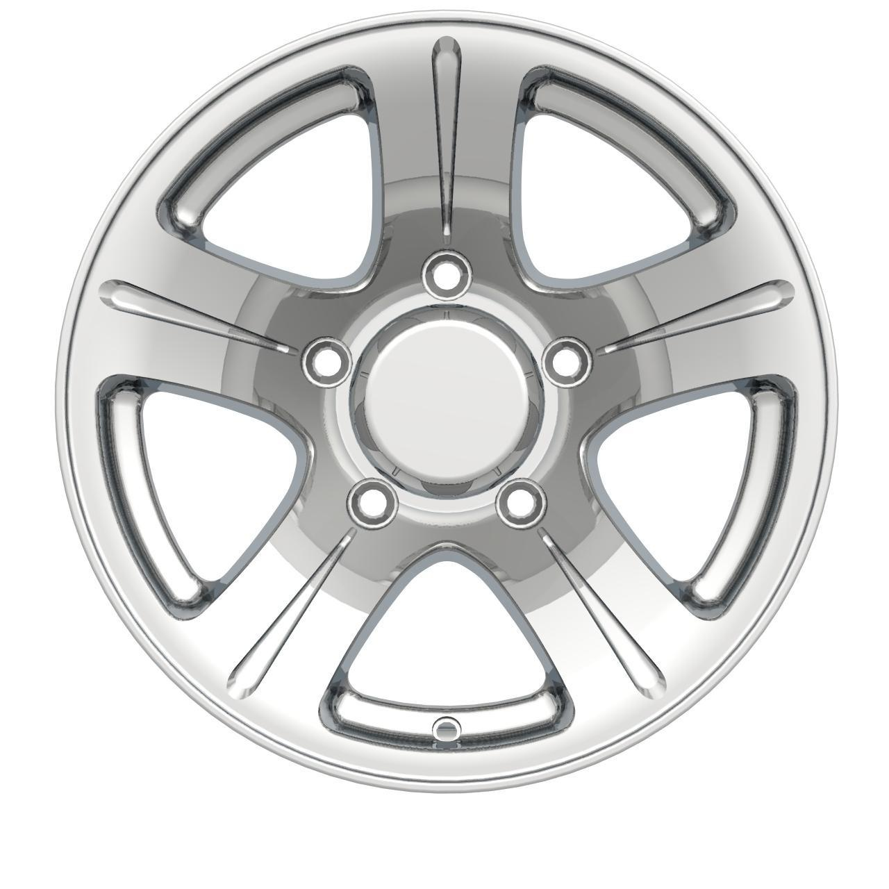 Wholesale 15x8 Vehicle Wheels, 15 Inch Alloy Wheels 5 Hole 111 CB from china suppliers