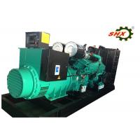 Electronic Speed Governing Open Diesel Generator / Industrial Generators for sale