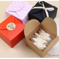Wholesale Custom Candy Christmas Packaging Boxes Christmas Present Decoration Boxes from china suppliers