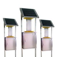Buy cheap Solar Pest Control Box with 20W Insecticidal Lamp 40W Solar Panel Frequency from wholesalers