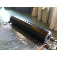 China SBR rubber sheet with black color on sale