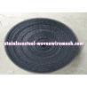 High Tensile Strength Stainless Steel Wire Mesh Screen Dark Gray Acid Resistance