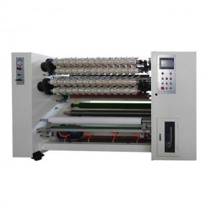 Wholesale Jumbo Roll 10mm Bopp Adhesive Tape Slitting Machine from china suppliers