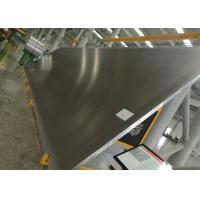China 5005 H34 Prefinished Aluminum Sheet , Clear Silver Anodised Aluminium Plate on sale
