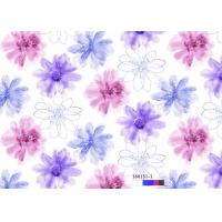 Buy cheap Floral bedding Sublimation 28gsm Printing Transfer Paper 100% Polyester Fabrics from wholesalers