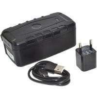 Wholesale Wireless gps tracker for car with 20000mAh Rechargeable Li-lion Battery from china suppliers