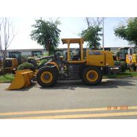 Wholesale High Performance XCMG WZ30-25 Compact Wheel Loader / Small Backhoe Loader from china suppliers