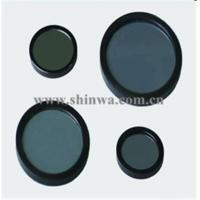Buy cheap IR cut off filter longpass shortpass colored glass windows for digital use from wholesalers
