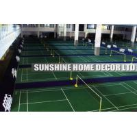 Wholesale Healthy Polypropylene Interlocking Sports Flooring , Outdoor Futsal Court Surfaces from china suppliers