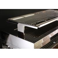 China 780mm Long Electric Tuber Heating Commercial Barbecue Height Adjustable Grill Table Top Style for sale