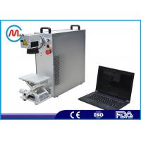 Wholesale 30w High Capacity Co2 Laser Marking Equipment For Wood / Bamboo Air Cooling Type from china suppliers