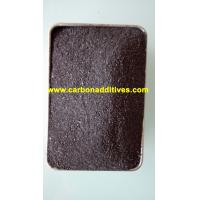 Buy cheap Iron Steel Casting Carbon Additive Synthetic Graphite Production Recarburizer With 0 - 0.2 Mm Size , High Purity from wholesalers
