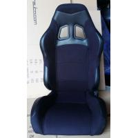 Wholesale Sparco Style Sports Car Seat , Reclining Racing Seats Classic Design from china suppliers