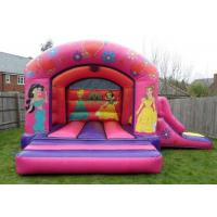 Wholesale Inflatable Combo Princess Bounce House Little Tikes Bouncer With Slide from china suppliers