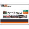 PP PE Films Plastic Recycling Granulator MachineWashing Line 50-100kg/H Capacity for sale