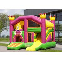 Wholesale Family Parky Or Comercial Event Castle Combo Bounce House Double Tripple Stitch from china suppliers