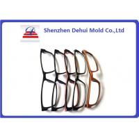 Colorful Safety Glasses 2K Injection Molding HASCO , HDPE Mould for sale