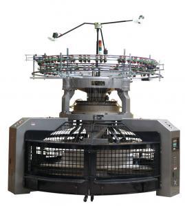 China High Speed Inter-Rib Open Width Circular Knitting Machine on sale