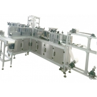 Wholesale Half Arc Type Surgical Face Mask Ultrasonic Welding Machine from china suppliers