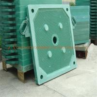China 1250x1250mm Membrane Filter Press Plates for Filter Press Spare Parts for sale