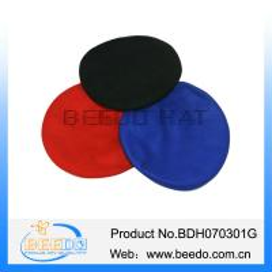 China Black military beret hats for men wool felt beret on sale